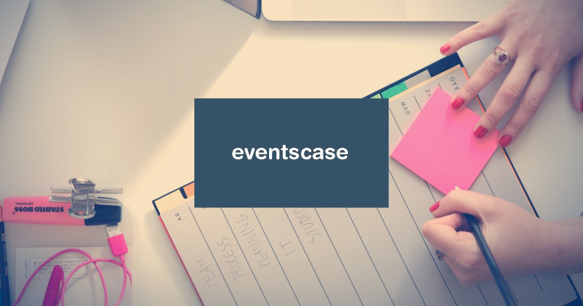 event planning - Event Technology for Corporations - The Key to Efficient Planning