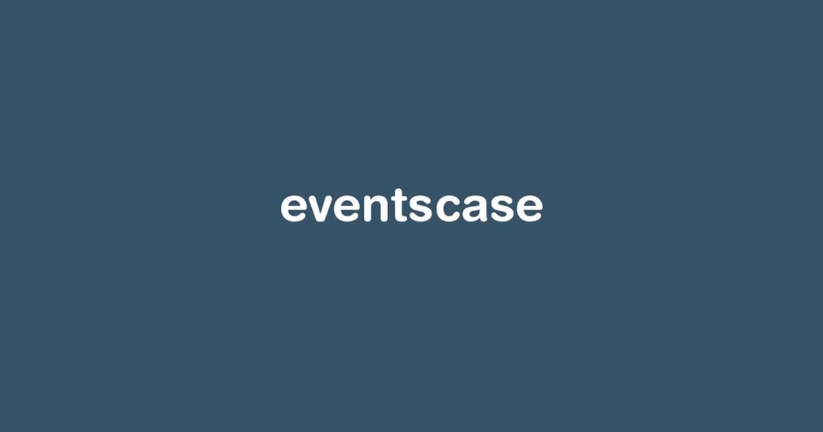 blog eventscase - Event Technology: The route to improve attendee registration - Whitepaper
