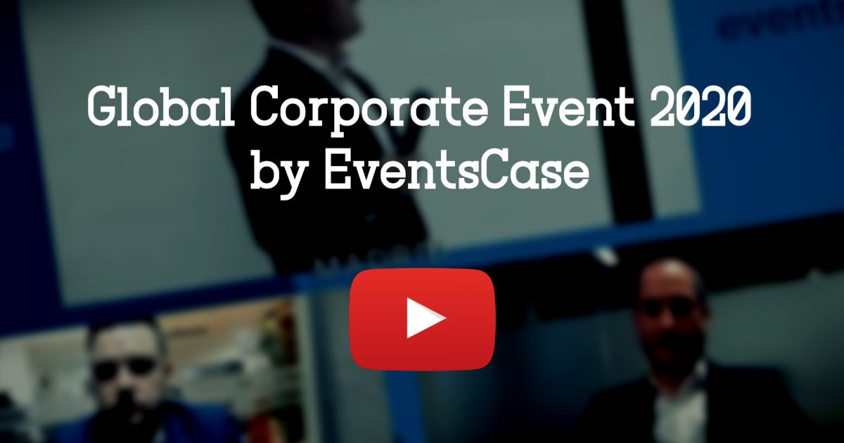 Global Corporate Event 2020 by EventsCase