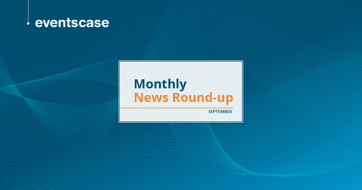 EventsCase Monthly News Round-Up