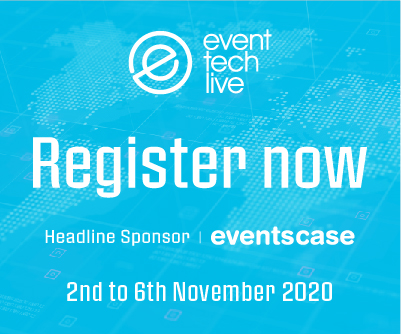 Sponsoring a historic Event Tech Live